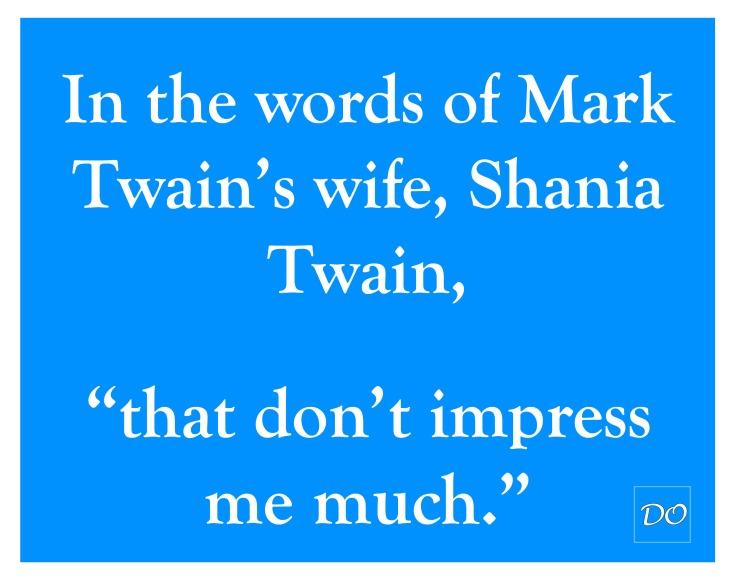 Twain's