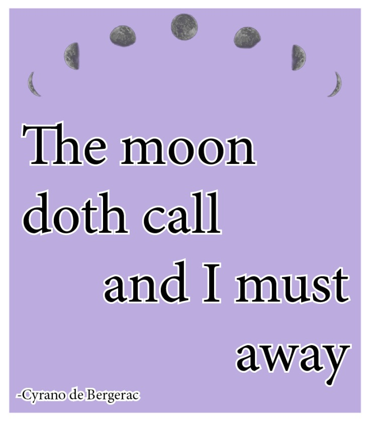 moon doth call